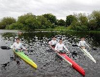 Canoe Sprint Team Ireland Baku, Azerbaijan, 2015
