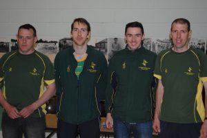 St Brigid's men's team